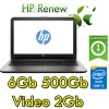 Notebook HP 15-ay104nl Core i5-7200U 6Gb 500GB 15.6' HD LED AMD Radeon R5 M430 2Gb Windows 10 HOME