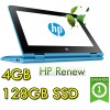 Notebook HP TouchSmart x360 11-ab009nl Intel N3710 4Gb 128Gb SSD 11.6' HD Windows 10 HOME