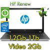 Notebook HP Core 15-bs012nl i7-7500U 12Gb 1Tb 15.6' FHD AMD Radeon 530 2Gb Windows 10 HOME