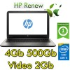 Notebook HP 15-ay501nl Intel Core i3-6006U 4Gb 500Gb 15.6' HD AMD Radeon R5 M430 2GB Windows 10 Home
