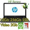 Notebook HP 15-bw042nl AMD A12-9720P 2.75GHz 12Gb 256Gb SSD 15.6' HD AMD Radeon 530 2GB Windows 10 Home
