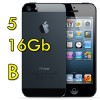 iPhone 5 16Gb Nero MD654LL/A MD297IP/A Originale iOS 10 [Grade B]