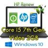 Notebook HP 15-bs005nl Core i5-7200U 8Gb 500Gb 15.6' HD DVDRW  Windows AMD Radeon 520 2GB 10 HOME