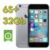 iPhone 6S Plus 32Gb SpaceGray A9 MN2V2QL/A Grigio Siderale 4G Wifi Bluetooth 5.5' 12MP Originale