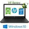 Notebook HP 15-bs086nl Intel Core i3-6006U 8Gb 1Tb 15.6' Windows 10
