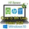 Notebook HP 15-bs130nl Core i5-8250U 8Gb 256Gb SSD 15.6' FHD AMD Radeon 520 2GB Windows 10 HOME