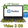 Notebook HP Pavilion 15-au147nl Core i7-7500U 16Gb 1TB 15.6' FHD Nvidia GeForce 940MX 2GB Windows 10 HOME