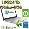 Notebook HP Pavilion 15-cc009nl i7-7500U 16Gb 1Tb NVIDIA GeForce 940MX 2GB GDDR3 15,6' Windows 10 Home