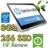 Notebook HP SPECTRE x360 13-ac000nl i5-7200U 8Gb 256Gb SSD 13.3' Windows 10 Home