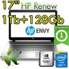 Notebook HP ENVY 17-ae103nl i7-8550U 16Gb 1Tb + 128Gb SSD 17.3' Windows 10 Home