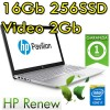 Notebook HP Pavilion 15-ck032nl i7-8550U 16Gb 256Gb Video 2Gb 15.6' Windows 10 Home