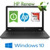 Notebook HP 15-bw056nl AMD A9-9420 3.0GHz 8Gb 1Tb 15.6' HD SVA Windows 10 HOME