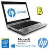 Notebook HP EliteBook 2570p Core i7-3520M 2.9GHz 4Gb 128Gb 12.5' HD WEBCAM DVD-RW Windows 10 Pro [GRADE B]