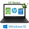 Notebook HP 15-bs154nl Core i3-5005U 4Gb 1Tb 15.6' HD BV LED DVD-RW Windows 10 HOME