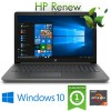 Notebook HP 15-DB0990NL AMD RYZEN3-2200U 2.5GHz 8Gb 256Gb SSD 15.6' HD SVA DVD-RW Windows 10 HOME