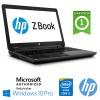 Mobile Workstation HP ZBOOK 14 Core i5-5300U 8Gb 256Gb SSD 14.1' HD FIREPRO 4150 1600x900 Win 10 Pro