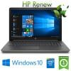 Notebook HP 15-da0193nl Intel Celeron N4000 1.1GHz 4Gb 128Gb SSD 15.6' HD DVD-RW Windows 10 HOME