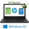 Notebook HP 15-bs152nl Core i3-5005U 8Gb 1Tb 15.6' HD BV LED DVD-RW Windows 10 HOME