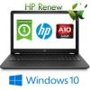 Notebook HP 15-bw074nl AMD A10-9420 2.5GHz 8Gb 256Gb SSD 15.6' HD Radeon 530 2GB Windows 10 HOME