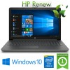Notebook HP 15-DA0095NL Core i3-7020U 2.3GHz 8Gb 256GB SSD 15.6' HD DVD-RW Windows 10 HOME