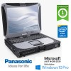 Notebook Panasonic Toughbook Rugged CF-19 Core i5-3320M 8Gb 240Gb SSD 3G 10.1' Touch SERIALE Win 10 Pro.