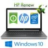Notebook HP 15-da0128nl Core i7-7500U 2.7GHz 8Gb 1128GB SSD 15.6' HD NVIDIA GeForce MX130 2GB Windows 10 HOME
