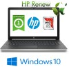 Notebook HP 14-dk0015nl AMD A9-9425 3.1 GHz 8Gb 1Tb 14' HD Windows 10 HOME