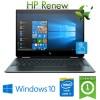 Notebook HP Spectre X360 15-df0003nl Core i7-7565H 16Gb 1Tb SSD 15.6' TS GeForce GTX150 2GB Windows 10 HOME