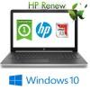 Notebook HP 15-DB0058NL AMD A9-9425 3.1GHz 8Gb 256Gb 15.6' HD LED DVD-RW Windows 10 HOME