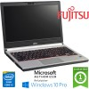 Notebook Fujitsu Lifebook E736 Core i5-6300M 8Gb Ram 256Gb SSD DVD-RW 13.3' Windows 10 Professional