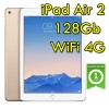 iPad Air 2 128Gb Oro WiFi Cellular 4G 9.7' Retina Bluetooth Webcam (Seconda Generazione) MH1G2TY/A