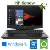 Notebook HP Omen 17-cb0007nl Core i7-9750H 16Gb 1256Gb SSD 17.3' NVIDIA GeForce RTX2060 6GB Win.10 HOME