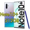 Smartphone Samsung Galaxy Note 10+ SM-N975F 6.8' FHD 12Gb RAM 512Gb 16MP Argento