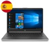 Notebook HP 14s-dq1004ns i5-1035G1 1.0GHz 8Gb 256Gb SSD 14' FHD LED Windows 10 HOME [LINGUA SPAGNOLA]