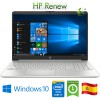 Notebook HP 15s-fq1117ns i7-1065G7 1.3GHz 8Gb 512Gb SSD 15.6' FHD LED Windows 10 HOME [LINGUA SPAGNOLA]