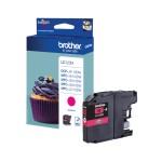 CARTUCCIA BROTHER LC123M magenta 600 pgg x MFC-J4410DW/J4510DW/J4610DW/J4710DW/DCP-J4110DW