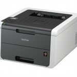 STAMPANTE BROTHER HL-3150CDW LASER COLORE 18ppm F/R autom USB LAN WIFI Fino:31/08