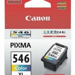 CARTUCCIA CANON CL-546XL COLORE 13ML 8288B001 X MG2450/2550