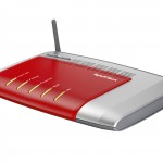 Wireless MODEM/ROUTER AVM FRITZ! Box 7272 2.4GHz ISM 450M-4P RJ45-1P Banda Larga-IEEE 802.11n Supp.VPN-EAN: 40