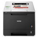 STAMPANTE BROTHER HL-L8250CDN LASER COLORE 28ppm 128mb USB LAN DUPLEX Apple AirPrint Google Cloud Print Fino:3