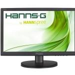 MONITOR HANNSG LCD LED 18.5 WIDE HE195ANB 5ms 0.3 1366x768 600:1 BLACK VGA Vesa Fino:26/05