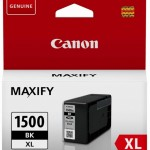 CARTUCCIA CANON PGI-1500XL NERO 34,7ML 9182B001 X MB2050/2350