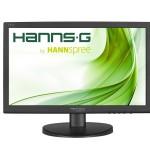 MONITOR HANNSG LCD LED 18.5 Wide HE196APB 5ms MM 0.3 1366x768 600:1 BLACK VGA Vesa