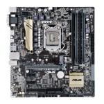 MB ASUS Z170M-PLUS LGA1151 Z170 4xD4DC-3466(oc) VGA 1PCIe3.0x16 2PCIe3.0x1 6SATA3 M.2 GLAN 6USB3.0 6USB2.0 mAT