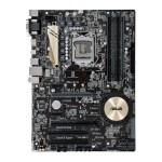 MB ASUS H170-PRO LGA1151 H170 4xD4DC-2133 VGA 1PCIe3.0x16 2PCIe3.0x1 6SATA3R 1xM.2 GLAN 6USB3.0 6USB2.0 ATX 90