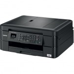 STAMPANTE BROTHER MFC INK MFC-J480DW A4 4in1 12ipm USB WiFi LCD F/R ADF AIRPRINT Fino:31/05
