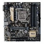 MB ASUS H170M-PLUS LGA1151 H170 4xD4DC-2133 VGA 1PCIe3.0x16 2PCIe3.0x1 6SATA3 1xM.2 GLAN 6USB3.0 6USB2.0 mATX