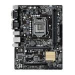 MB ASUS H110M-C D4 LGA1151 H110 2xD4DC-2133 VGA 1PCIe3.0x16 2PCIe2.0 4SATA3 GLAN 4USB3.0 mATX 90MB0NY0-M0EAY0