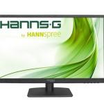 MONITOR HANNSG LCD LED 21.5 Wide HL225DNB 5ms 0.248 FHD 1920x1080 600:1 BLACK VGA DVI Vesa Fino:26/05
