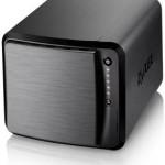 NAS ZYXEL NAS542-EU0101F 4HD SATA <NO HD>2P Gigabit-3P USB3.0-CPU DualCore- lettore SD-mod.RAID0/1/5/6/10 fino